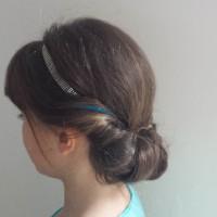 5chignon Headband